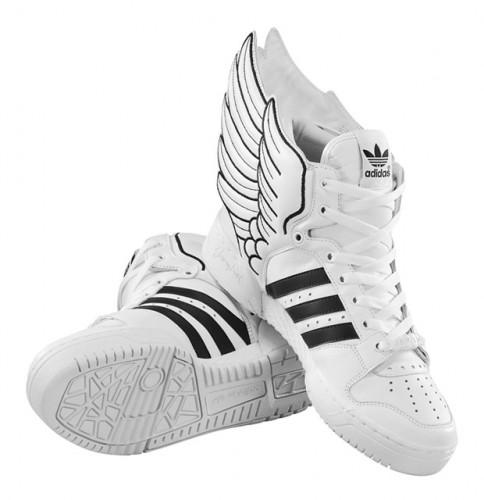 the best attitude 3c668 6d9c1 Adidas Skor Med Vingar