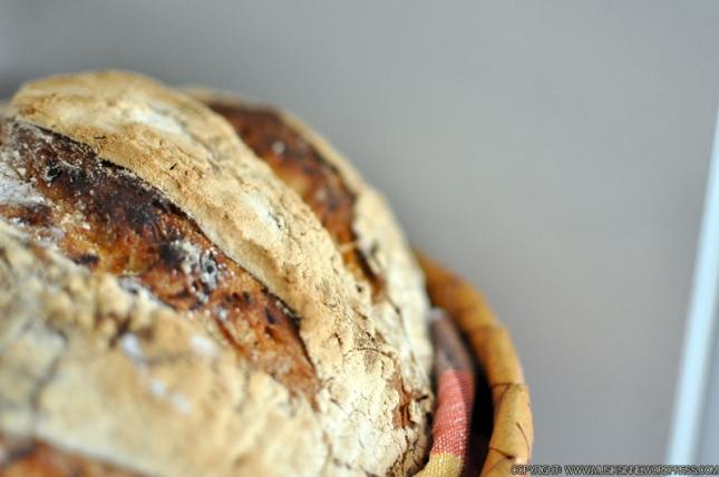 Passar alldeles utmärkt i brödkorgen.